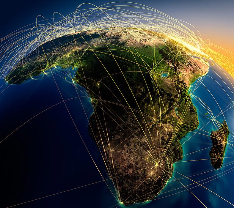.AFRICA domäner