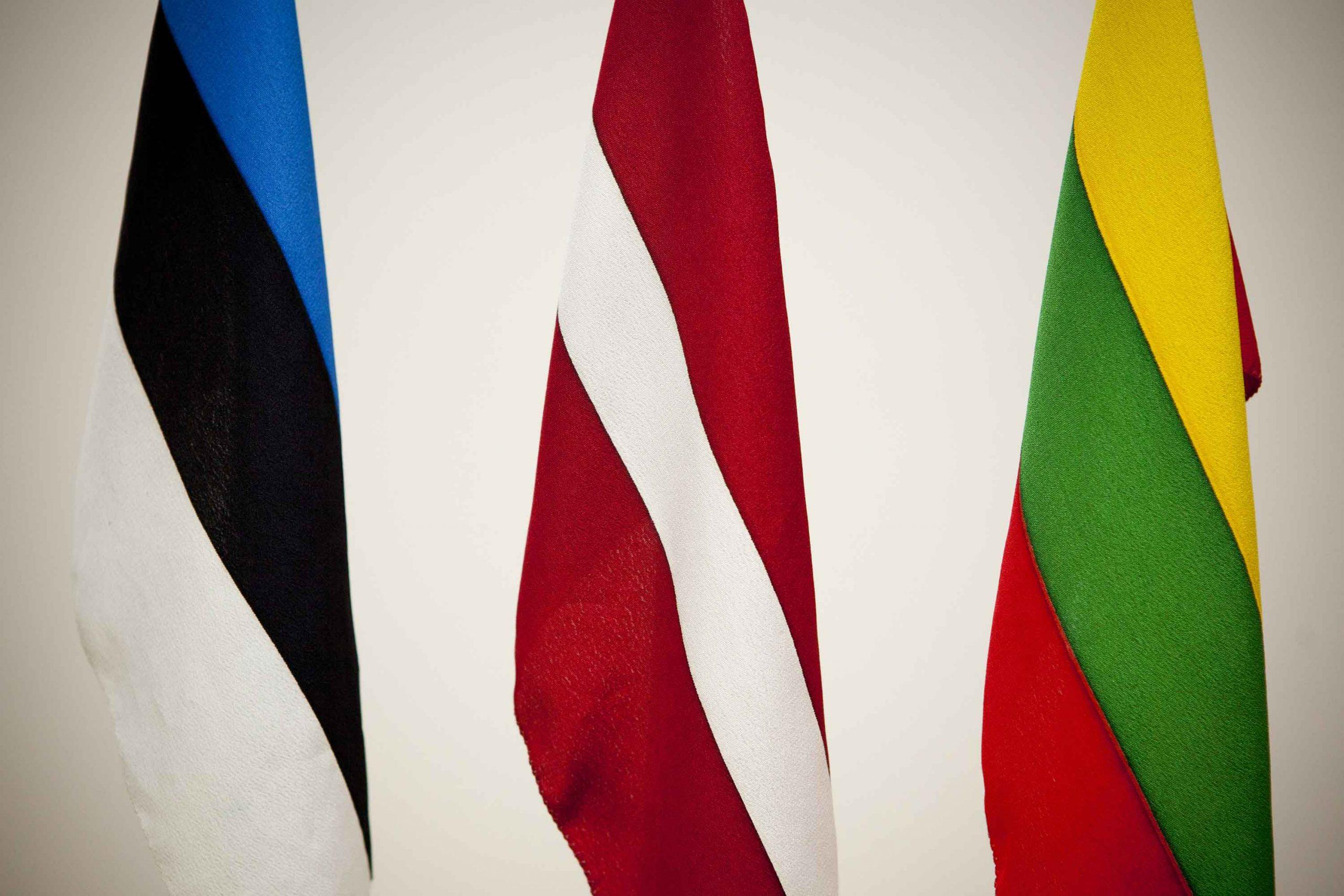 Baltikum domännamn, .EE, .LV, .LT, Estland, Lettland, Litauen